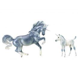 Breyer Cascade & Caspian Horse Toys 1818