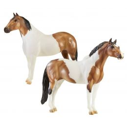 Breyer The Gangsters Tony Da Pony And Bugsy Maloney 1822