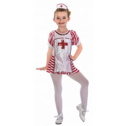 18327 CANDY STRIPER-Child Sizes