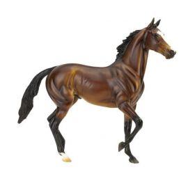 Breyer Tiz the Law Race Horse Figurine 1848