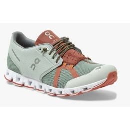 On Moss/Hazel Cloud 70/30 Mens Comfort Running Shoes 19-99829