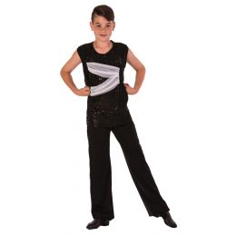 19102M Razzle Dazzle Men's Top - Child Sizes