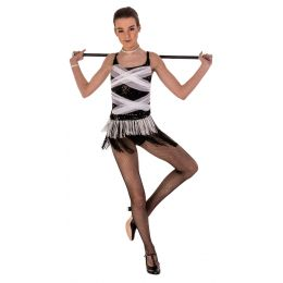19103FS Razzle Dazzle Fringe Skirt - Adult Sizes