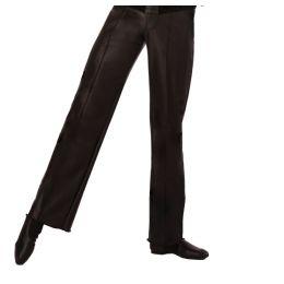 19501 Pleather Pin TuckPants - Adult Sizes