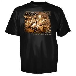 200-1324 Black Family Calling Duck Dynasty Children Shirt