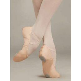 2027 Adult Juliet Ballet Shoe Sizes 4-10 M, W<BR>**ONLINE PRICE ONLY