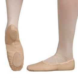 Oversize Adult Leather Cobra SS Ballet Shoes **ONLINE PRICE ONLY**