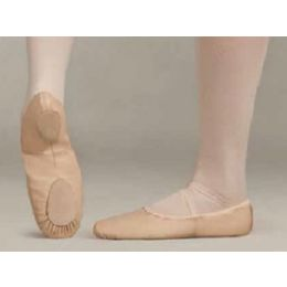 2033C Child Leather Cobra Split Sole Ballet Shoe **ONLINE PRICE ONLY**