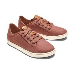 Olukai Cedarwood/Linen Pehuea Li Womens Sneakers 20379-WC2L