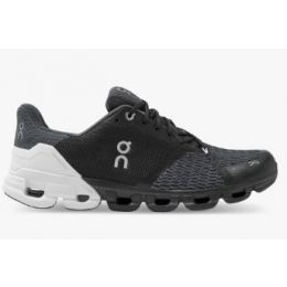 On Black with White Cloudflyer 3 Mens Running Shoes 21.99631MEDIUM
