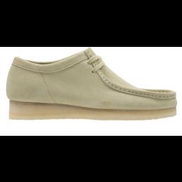Clarks Maple Suede Wallabee Low Men's Shoes 26155515