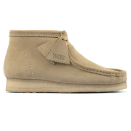 Clarks Maple Suede Wallabee Boot Men's Shoes 26155516