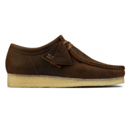 Clarks Beeswax Wallabee Low Men's Shoes 26156605