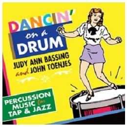 BOD2680CD Dancin' on a Drum- Tap Class