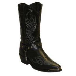 Abilene Black Sage #3010 Mens Boots 3010ABB
