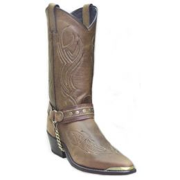 Sage Boot by Abilene Harness Mens Western Cowboy Boots 3012
