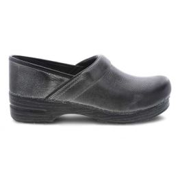 Dansko Charcoal Distressed Professional Womens Comfort Shoes 306-209702