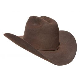 Stetson Asst Chocolate Felt Western Hat PROMO30X-CHOC