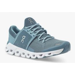 ON Lake/Sky Cloudswift Womens Comfort Running Shoes 31.99632