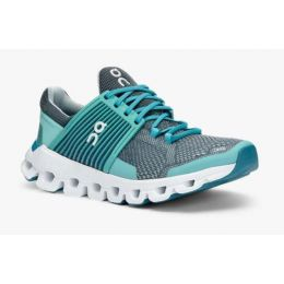 On Teal Storm Cloudswift Womens Running Shoes 31-99942