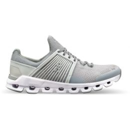On Glacier/White Cloudswift Road Runner Womens Shoes 31.99944