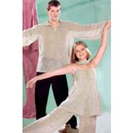 3133BT Fantasia Men's Shirt Recital Costumes Ad