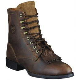 33505(10002147) Heritage Lacer II 6-in Ariat Womens Western Boots