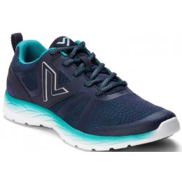 Vionic Brisk Miles Blue Teal Supportive Stability Sneaker Womens Shoes 335MILES-BLUTEL