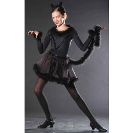 3419A Kitty Kat Black Ad
