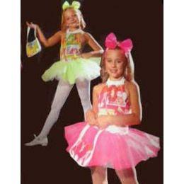 3513 Sassy Girls Recital Costumes
