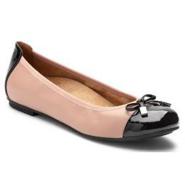 Vionic Blush Minna Womens Comfort Ballet Flat 359MINNA