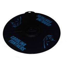 Carolina Panthers 9 Inch Silicone Lid 388083