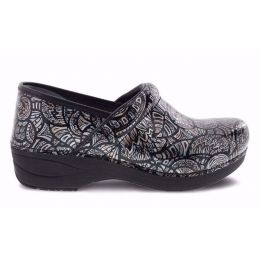 Dansko XP 2.0 Fossilized Patent Womens Comfort Slip Resistant Slip On Shoes 3950-950202
