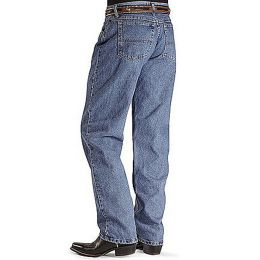 39MWXSW Stonewash Wrangler 20XTREME Relaxed Fit Mens Jeans