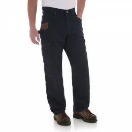 Wrangler Riggs Navy Mens Ripstop Ranger Mens Work Pants 3W060NY
