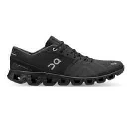 ON Men's Black/Asphalt Cloud X Running Shoe 40.99706