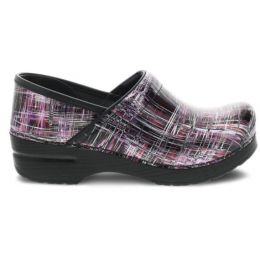 Dansko Crosshatch Patent Professional Womens Comfort Shoes 406-480202