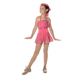 40702A & C TWINKLE TOES Leotard & Skirt Dance Recital Costumes AD