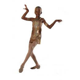 40703 WELCOME TO THE JUNGLE Dance Recital Costumes CH