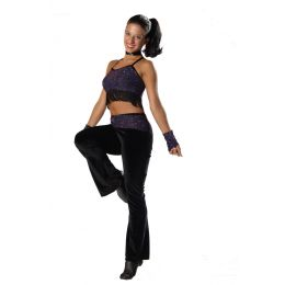 40722 RAISE THE ROOF Dance Recital Costumes AD