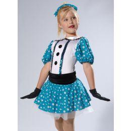 40724  A BUSHEL & A PECK  Dance Recital Costumes CH