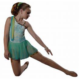 40809 SWEET DREAMS Dance Recital Costumes CH