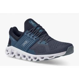 On Inc Denim Midnight Blue Cloudswift Mens Running Shoes 41.99584