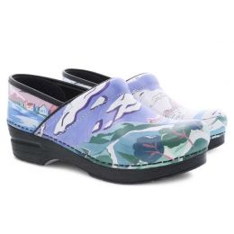 Dansko Twin Pro Color by Number Comfort Womens Clogs 411-340202