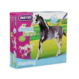 4114 Paint Your Own Arabian & Thoroughbred Horse by Breyer Horse
