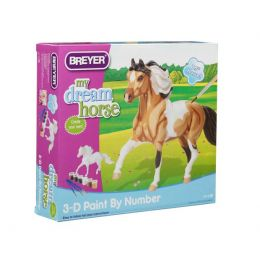 4116 My Dream Horse - 3D Paint-By-Number Activity Kit