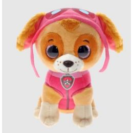 TY Brown/Pink Kids Skye From Paw Patrol 41210