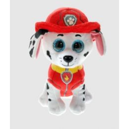 TY Black/White/Red Marshall Marshall From Paw Patrol 41211