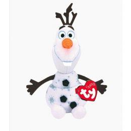 TY Sparkle Frozen Olaf Medium Plush Toy 41301
