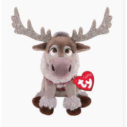 TY Sparkle Frozen Sven Small Plush Toy 41302